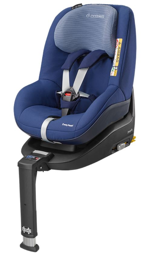 maxi cosi 2 way pearl pack isize isofix adac rating 2 2 good. Black Bedroom Furniture Sets. Home Design Ideas